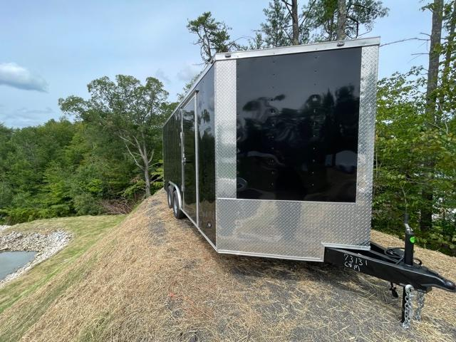2022 Freedom Trailers 8.5X16 Enclosed Cargo Trailer