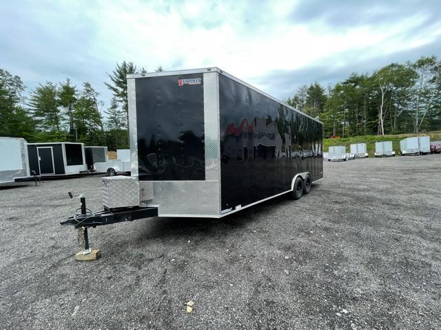 2021 Freedom 8.5X22 SNAPON BOX, BOSE SPEAKERS LOADED Enclosed Cargo Trailer