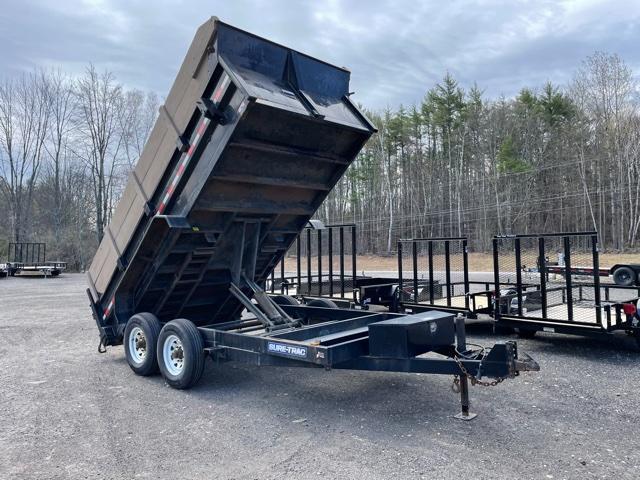 2017 Sure-Trac 7X14 Dump Trailer