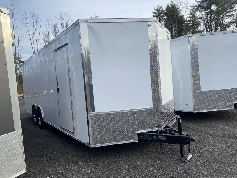 2021 Quality Cargo 8.5X24 EXTRA HEIGHT 9900GVW Enclosed Cargo Trailer