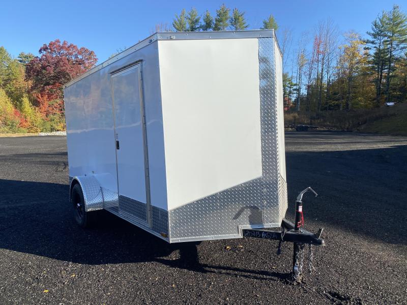 2021 Quality Cargo 6X12 RAMP TUBE FRAME Enclosed Cargo Trailer
