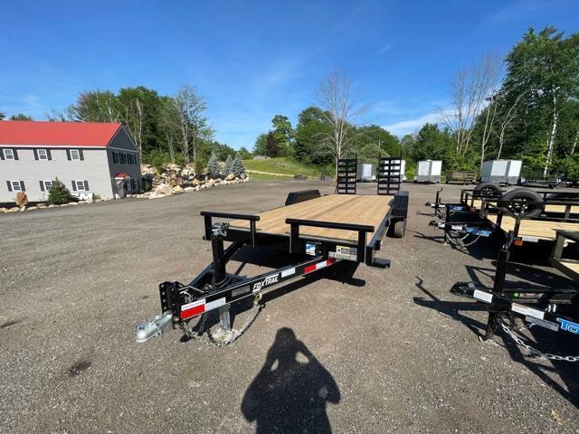 2021 Fox Trail 82X20 Equipment Trailer