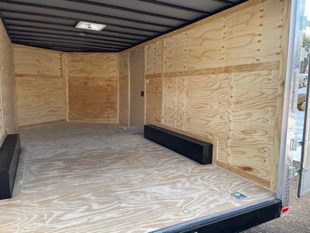 2021 Freedom Trailers 8.5x16 Enclosed Cargo Trailer