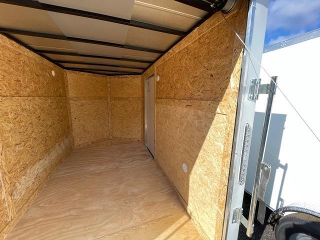 2021 Quality Cargo 6X10 Enclosed Cargo Trailer