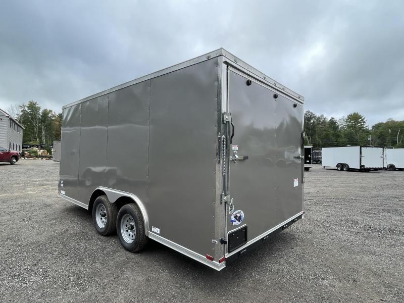 2022 Quality Cargo 8.5x16 DRINGS Enclosed Cargo Trailer