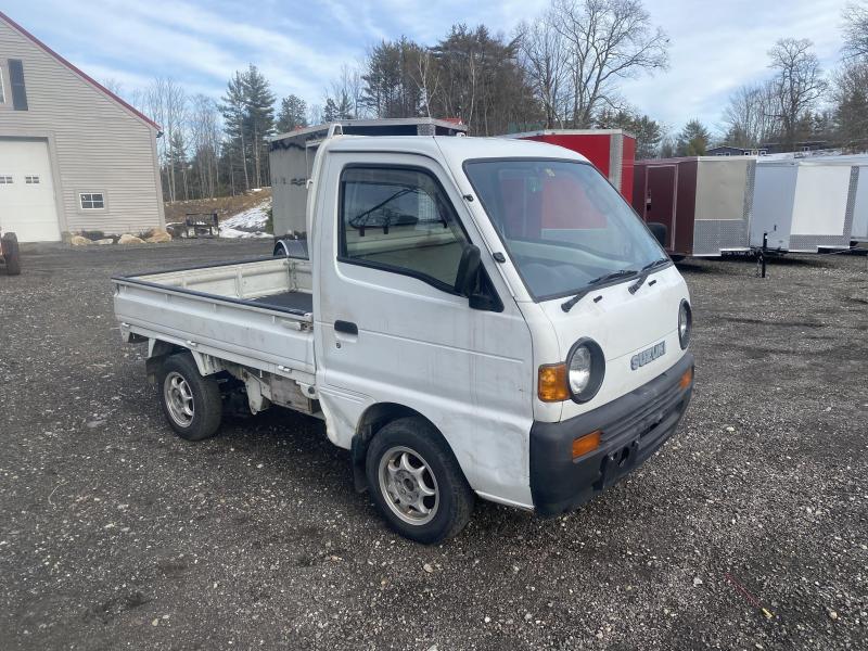 1992 Suzuki Suzuki Carry Minitruck 660 4x4 Truck