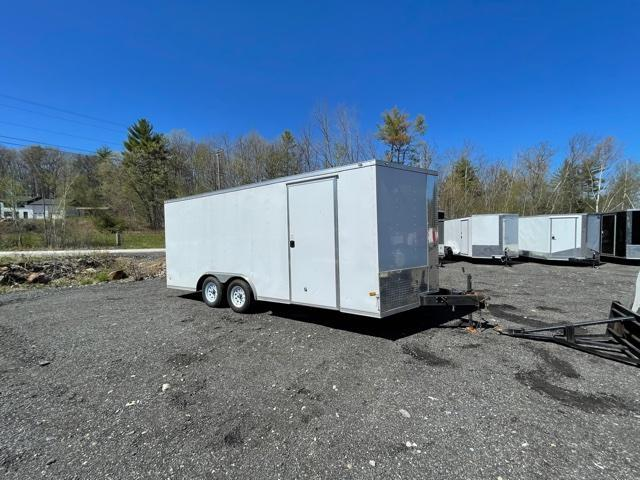 2018 Cargo 8.5X18 Enclosed Cargo Trailer