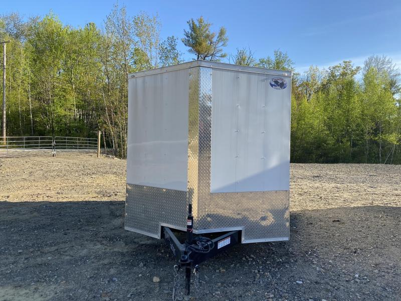 2020 Quality Cargo 7X16 14K GVW HEAVY DUTY Enclosed Cargo Trailer