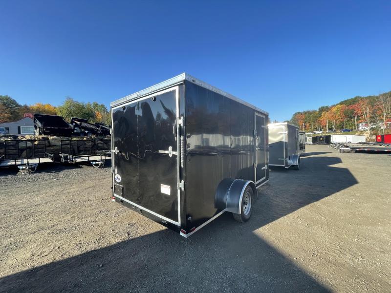 2022 Quality Cargo 7x12 Enclosed Cargo Trailer
