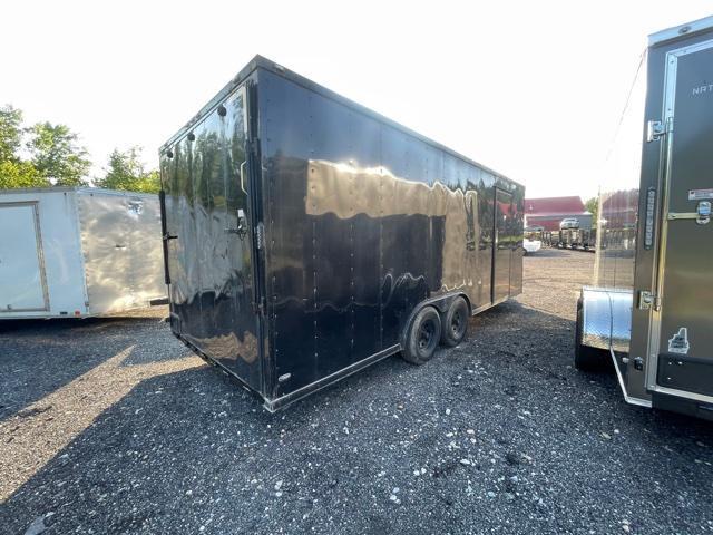 2017 Anvil 8.5X20 Enclosed Cargo Trailer