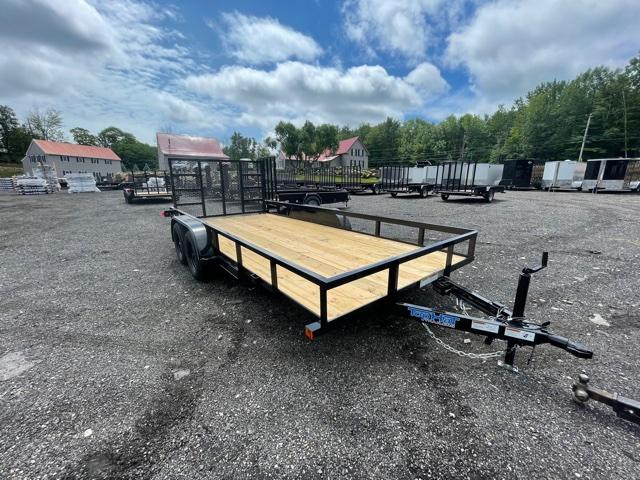 2021 Top Hat Trailers 16X83 Utility Trailer