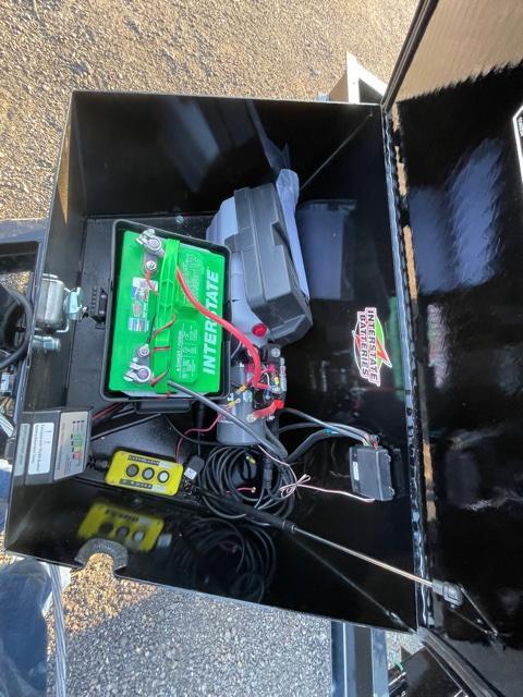 2021 Fox Trail 7X14 Dump Trailer
