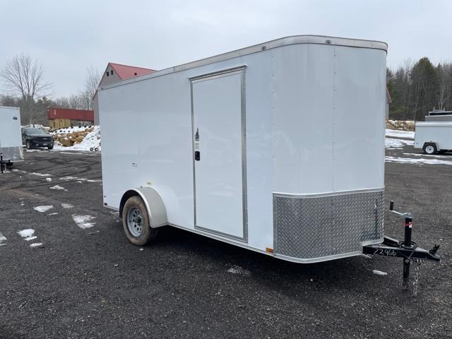 2021 Quality Cargo 6X12 Enclosed Cargo Trailer