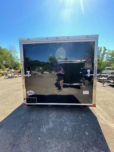 2021 Quality Cargo 8.5X28 Enclosed Cargo Trailer