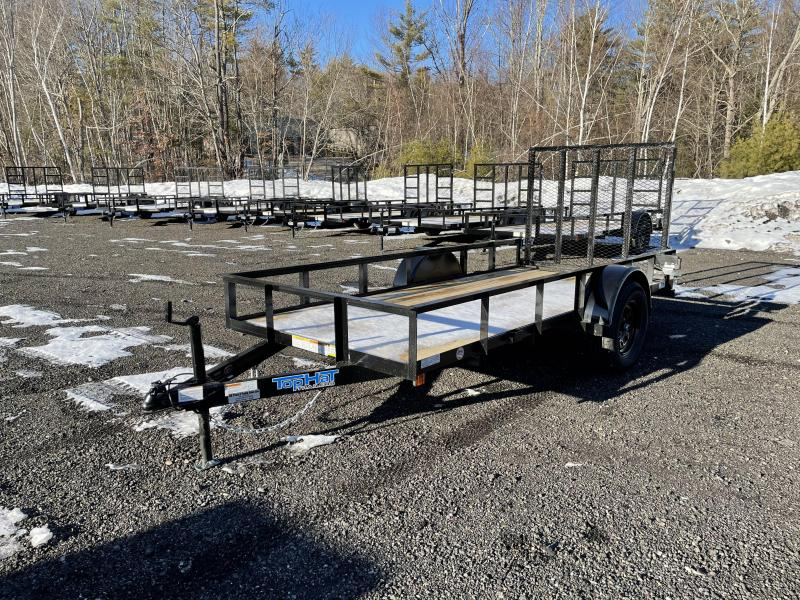 2021 Top Hat Trailers 5X10 Utility Trailer