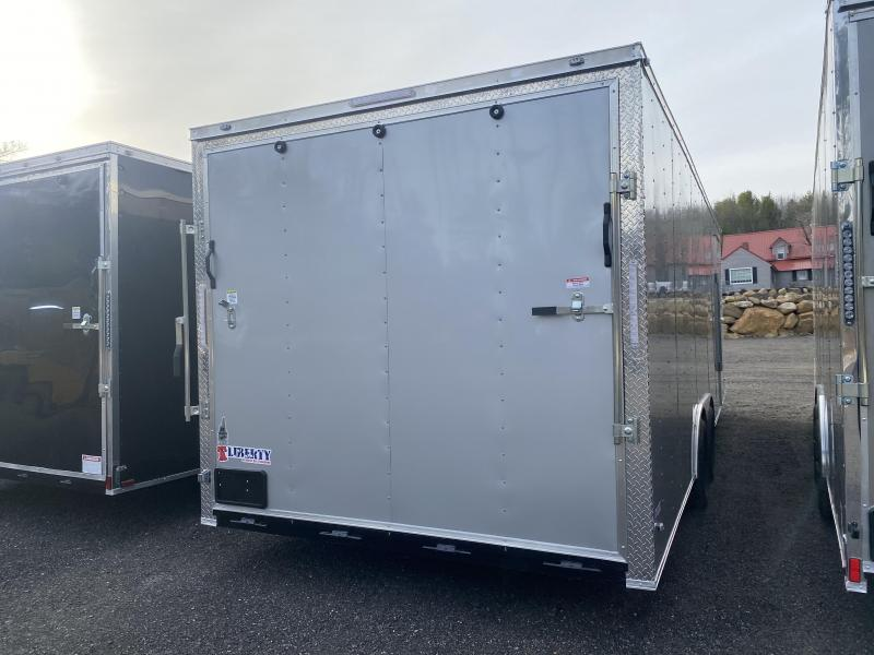 2021 Freedom Trailers 8.5x24 EXTRA HEIGHT Enclosed Cargo Trailer