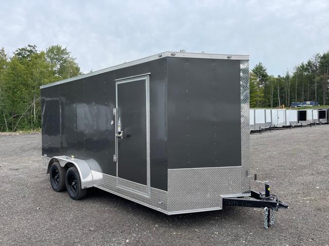 2022 Freedom Trailers 7X16 Enclosed Cargo Trailer