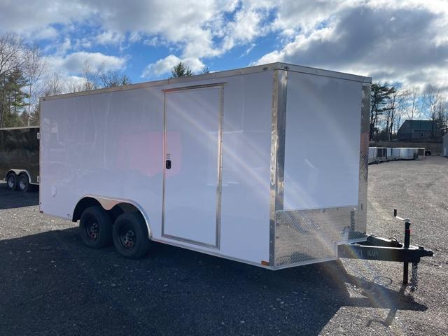 2021 Quality Cargo 8.5x16 Car / Racing Trailer