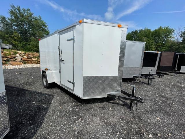 2021 South Georgia 6X12 Enclosed Cargo Trailer
