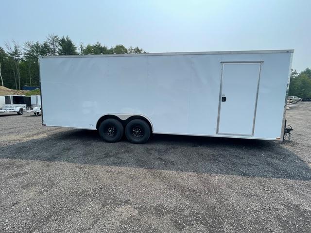 2021 Quality Cargo 8.5X24 Enclosed Cargo Trailer 14K GVW
