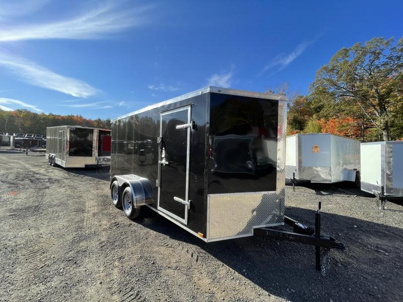 2022 Quality Cargo 7x14 Enclosed Cargo Trailer