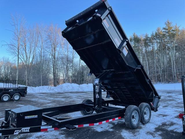 2021 Fox Trail 82X16 Dump Trailer