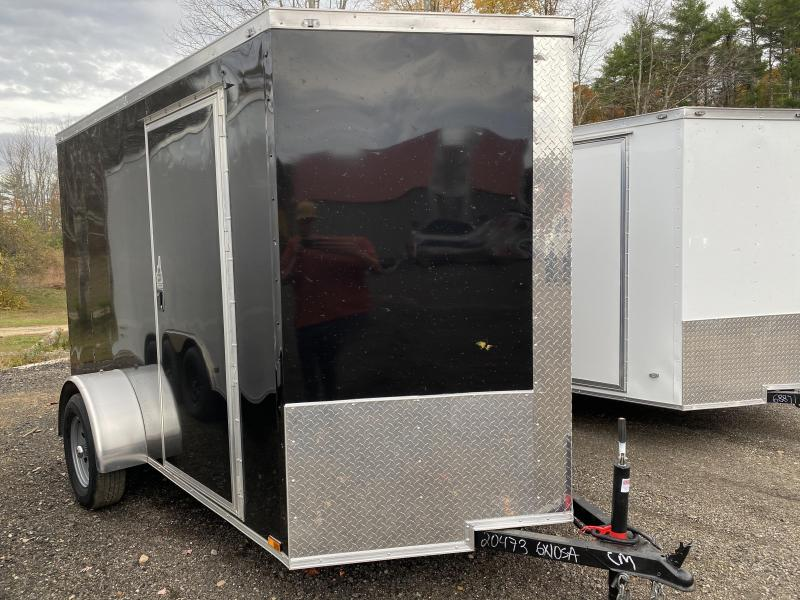 2021 Quality Cargo 6X10 RAMP Enclosed Cargo Trailer