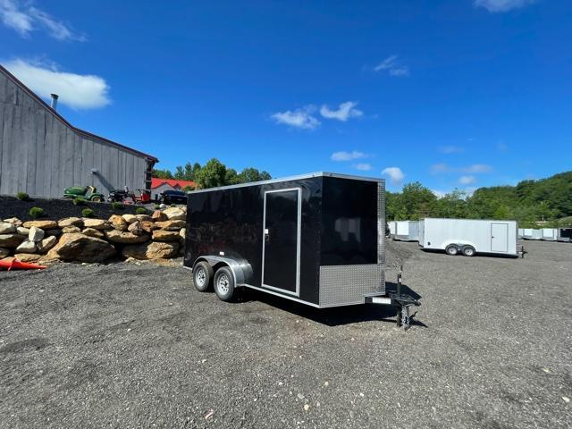 2021 NationCraft Trailers 7X14 Enclosed Cargo Trailer