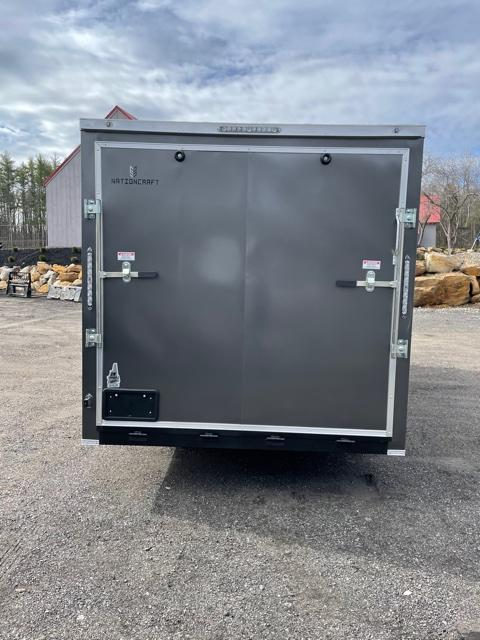 2022 NationCraft Trailers 7x16 Enclosed Cargo Trailer