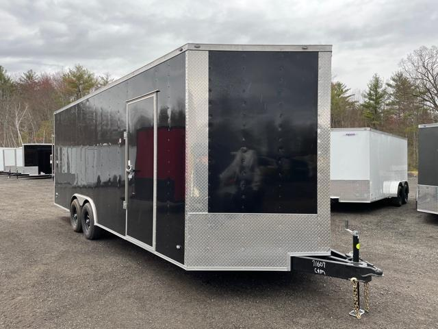 2021 Freedom Trailers 8.5X22 Enclosed Cargo Trailer