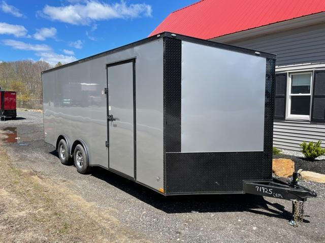 2021 Freedom Trailers 8.5X20 Enclosed Cargo Trailer