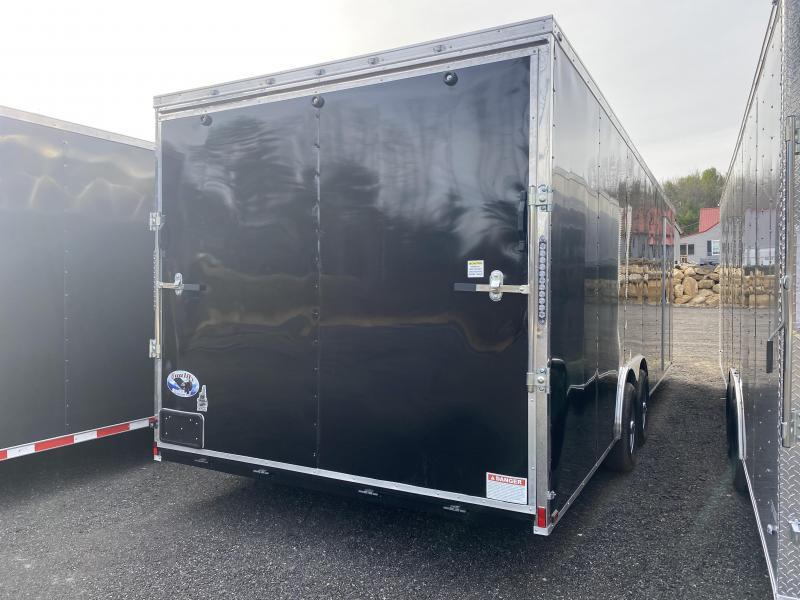 2021 Quality Cargo 8.5x24 EXTRA HEIGHT 9990GVW Enclosed Cargo Trailer