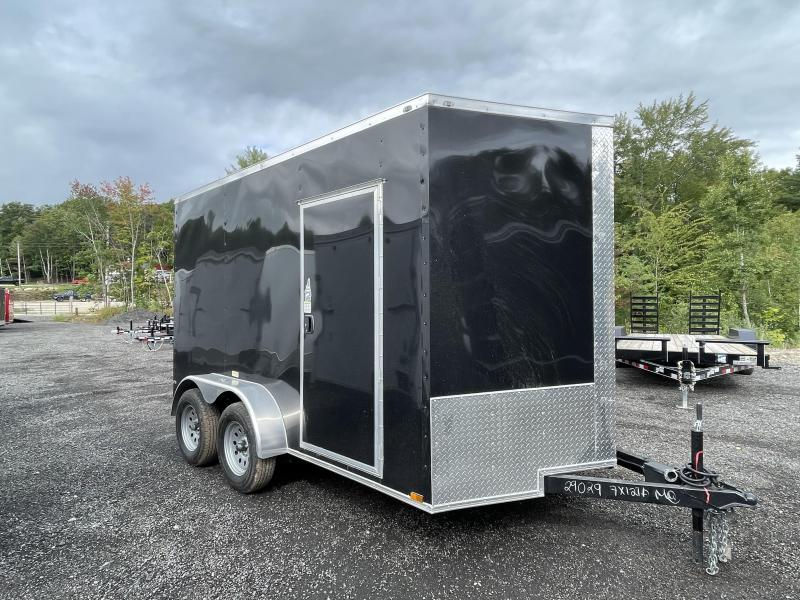 2022 Quality Cargo 7x12 DRINGS 7' Interior Height Enclosed Cargo Trailer