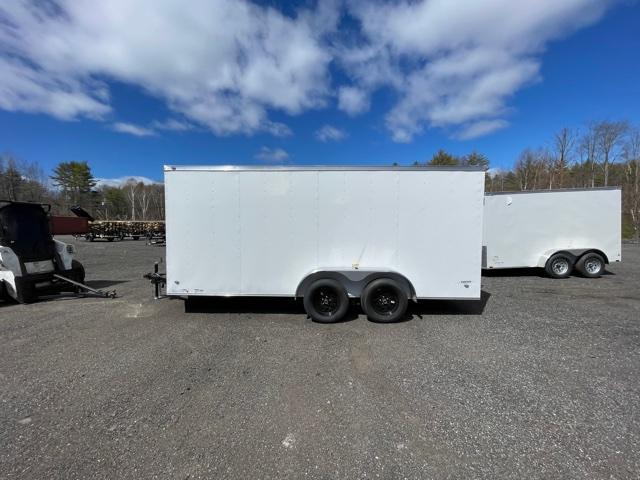 2021 Freedom Trailers 7X16 Enclosed Cargo Trailer