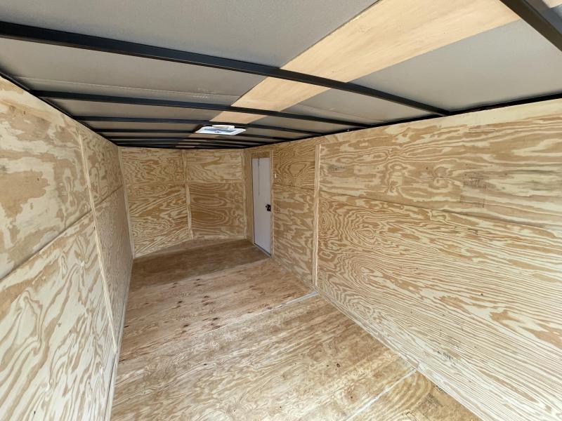 2022 South Georgia 7x16 7K Enclosed Cargo Trailer