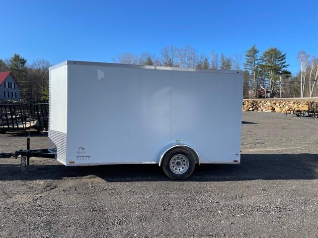 2021 Quality Cargo 7X12 Enclosed Cargo Trailer