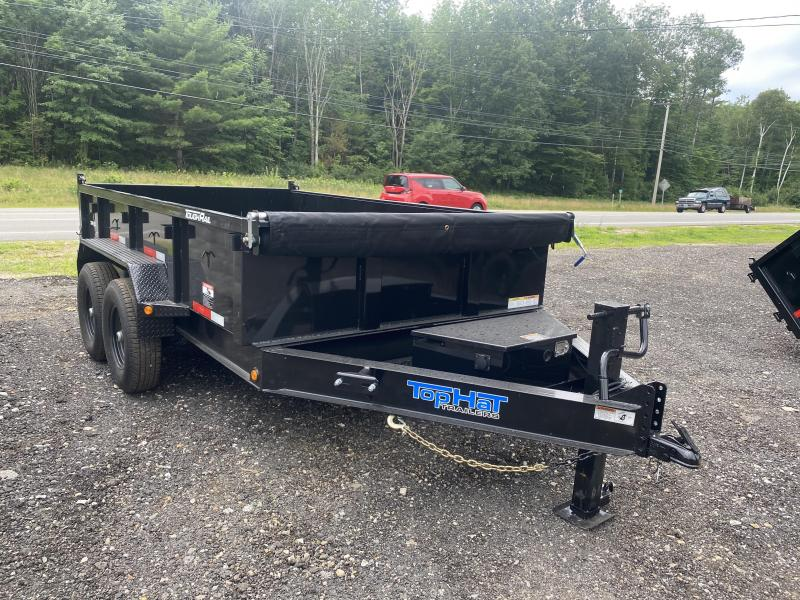 2020 Top Hat Trailers 7X12 TARP KIT Dump Trailer