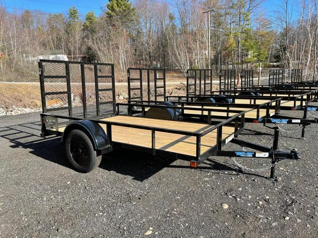 2021 Top Hat Trailers 6.5x10 Utility Trailer