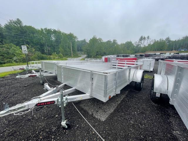 2022 Primo 6X12 18HSS Utility Trailer