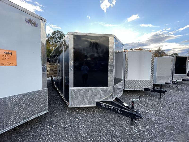 2022 Quality Cargo 8.5x24 Enclosed Cargo Trailer