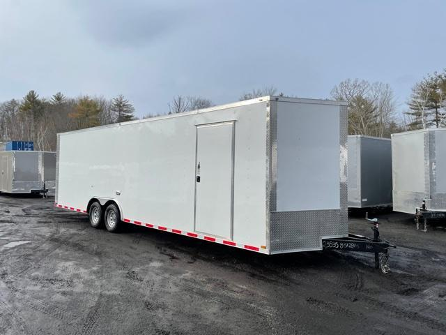 2021 Quality Cargo 8.5X28 Enclosed Cargo Trailer