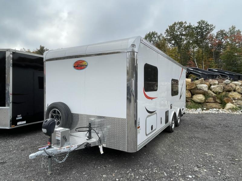 2022 Sundowner Trailers x20 Aluminum Camper Trailer