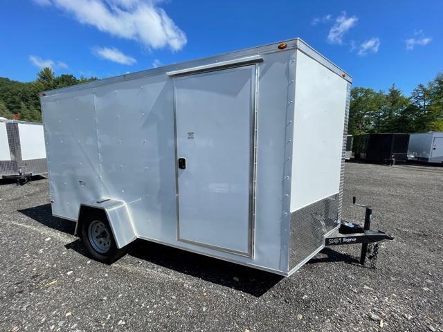 2021 SGC 7X12 Enclosed Cargo Trailer
