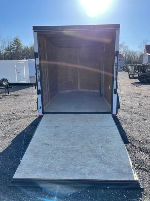 2021 Quality Cargo 6X10 BLACK OUT Enclosed Cargo Trailer