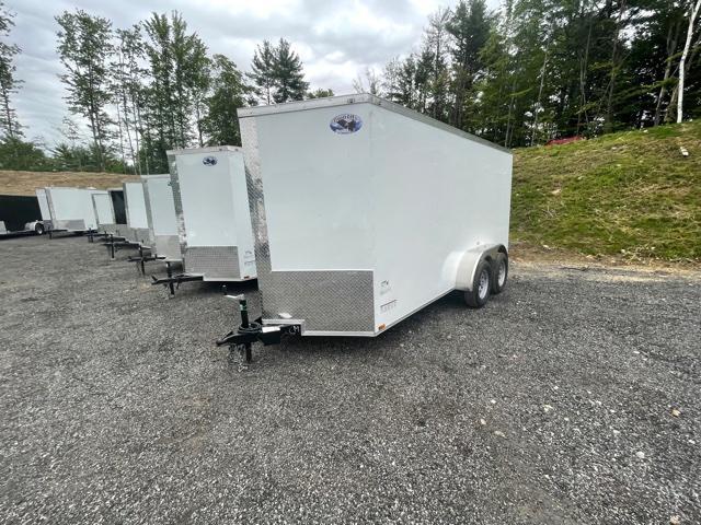 2021 Quality Cargo 6X14 Enclosed Cargo Trailer