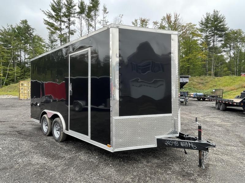 """2022 Quality Cargo 8.5x16 6"""" Extra Height Enclosed Cargo Trailer"""