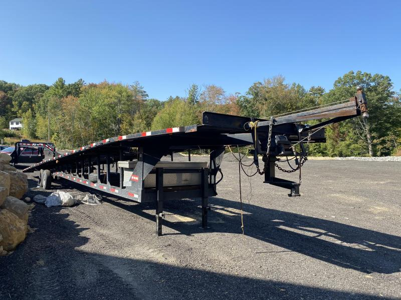 1999 Take 3 Trailers 53' WEDGE TRAILER/CAMPER/CAR HAULER Equipment Trailer