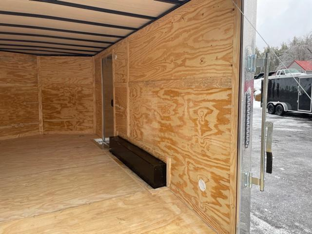 2021 Quality Cargo 8.5X16 Enclosed Cargo Trailer