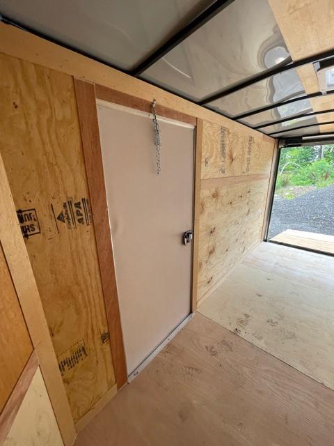 2021 SGC 6X12 Enclosed Cargo Trailer