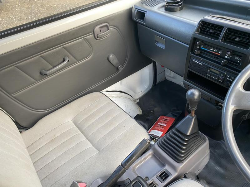 1992 Mitsubishi MINICAB MINI TRUCK ROAD LEGAL Truck